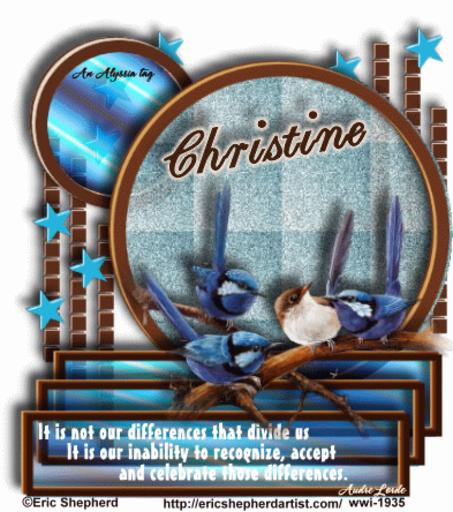 Christine Accept EricShep Alyssia