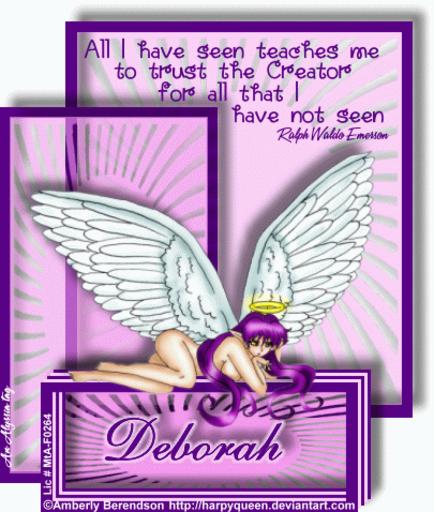 Deborah AllSeen AmberlyB Alyssia