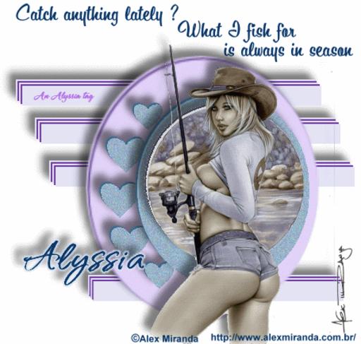 Alyssia Catch AMiranda Alyssia