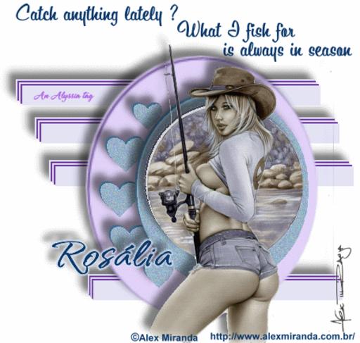 Rosália Catch AMiranda Alyssia