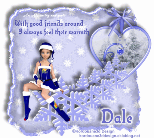 Dale GoodFriend Kor3d Alyssia