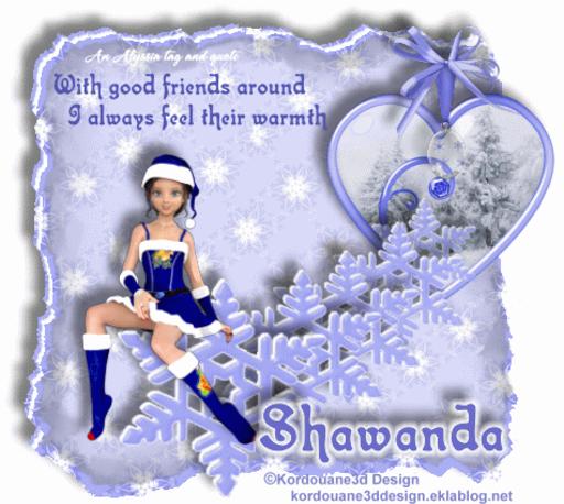 Shawanda GoodFriend Kor3d Alyssia