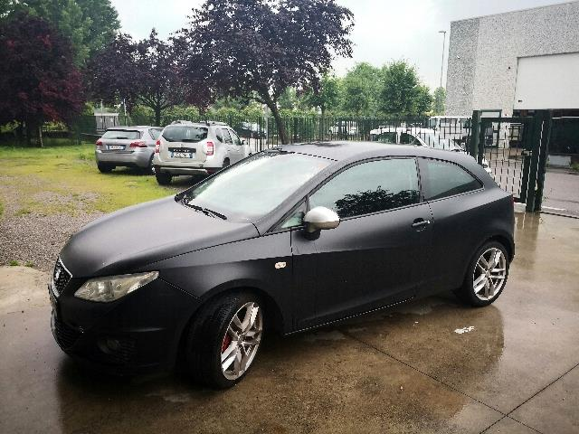2011  SEAT Ibiza 2.0 TDI CR DPF 3 porte FR