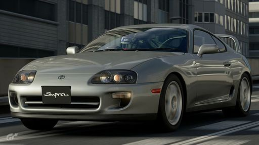 1997 Toyota Supra RZ Mk.IV [JZA80]