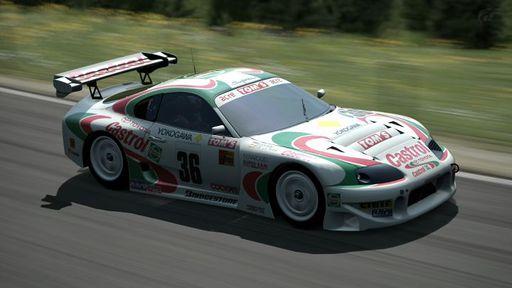 1997 Toyota Supra JGTC Castrol TOM'S Mk.IV