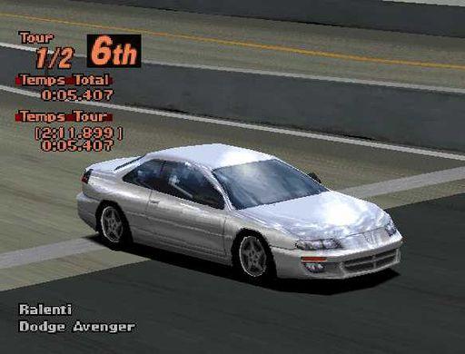 1999 Dodge Avenger ES