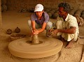 Master pot maker