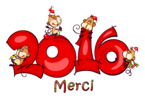 Merci - 2016WithMonkeys
