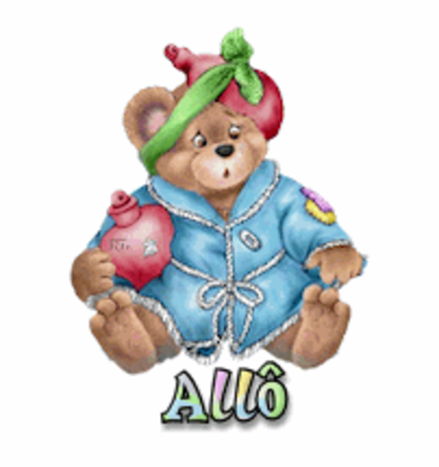 Allo - BearGetWellSoon