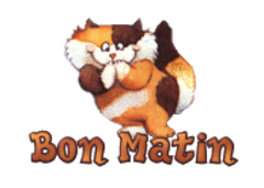 Bon Matin - GigglingKitten