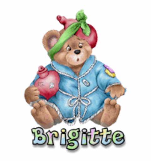 Brigitte - BearGetWellSoon