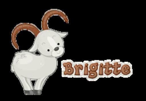 Brigitte - BighornSheep