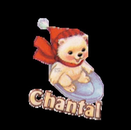Chantal - WinterSlides