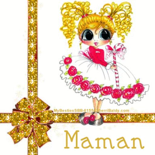 Maman - Baldy-Sandra-Dec 2, 2018