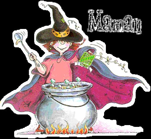 Maman - Witch-Sandra-Oct 17, 2018