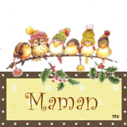 Maman - PrettyBirds-Sandra-Dec 13, 2018