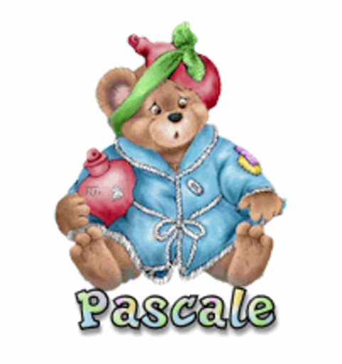 Pascale - BearGetWellSoon