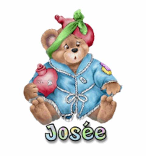 Josee - BearGetWellSoon
