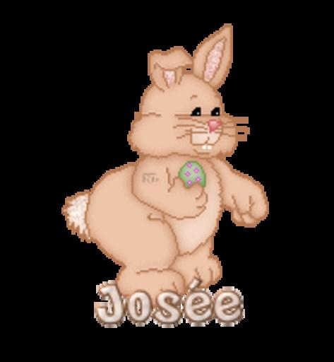 Josee - BunnyWithEgg