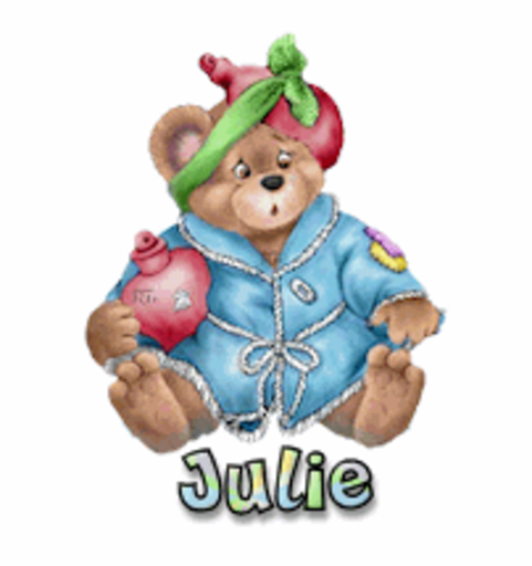 Julie - BearGetWellSoon