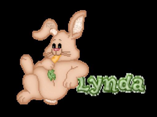 Lynda - BunnyWithCarrot