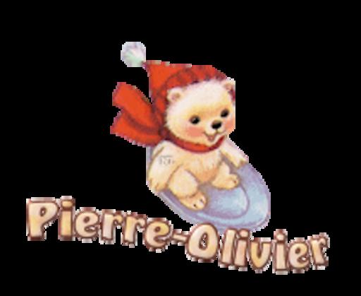 Pierre-Olivier - WinterSlides