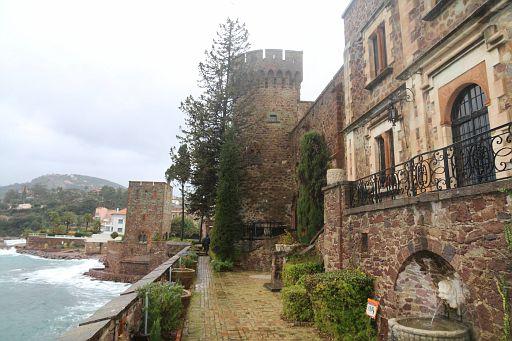 Mandelieu-la-Napoule Castle 2018 February (19)