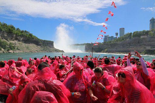 Niagara Hornblower Cruise 2018 June 19 (77)