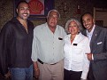 Christopher, Yves, Harriet and Greg Michel.