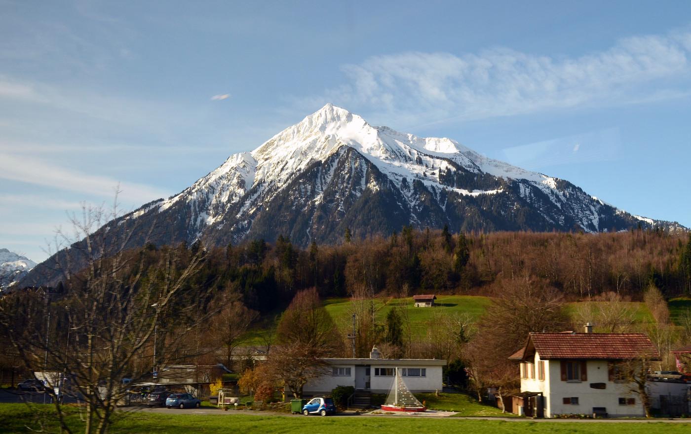 Photo: Switzerland | Train Bern-Interlaken and back album | ~~~MARIA ...