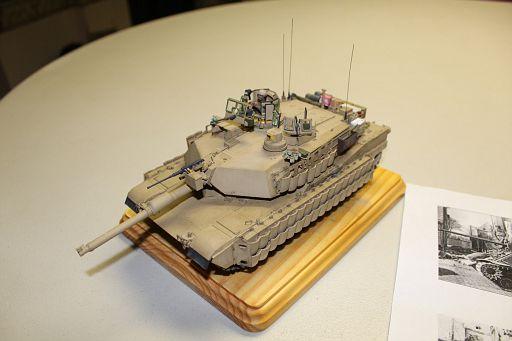 M1A2 Abrams Tusk II-LouUrsino 3