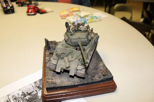 M4A3E8 Sherman-LouUrsino 2