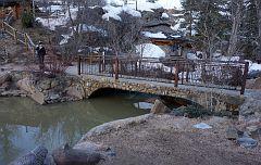 Bridge across the creek