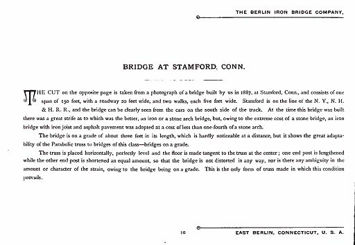BERLIN IRON BRIDGE CO  - PAGE 016