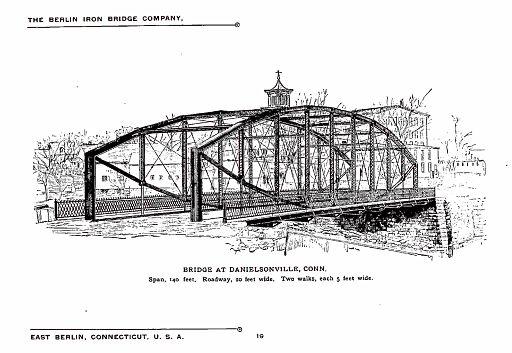 BERLIN IRON BRIDGE CO  - PAGE 019