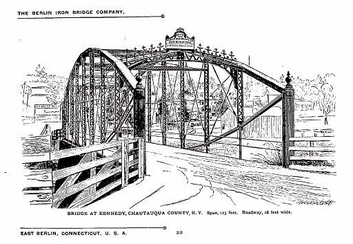 BERLIN IRON BRIDGE CO  - PAGE 023