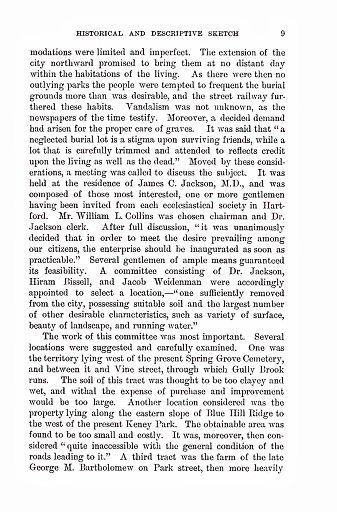 CEDAR HILL CEMETERY - PAGE 09