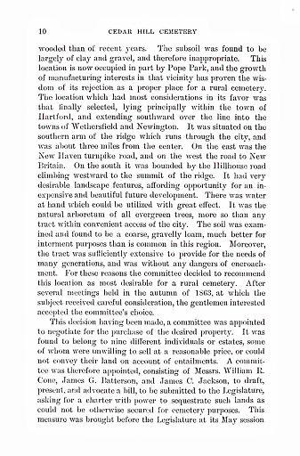 CEDAR HILL CEMETERY - PAGE 10