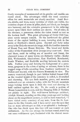 CEDAR HILL CEMETERY - PAGE 16