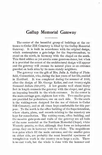 CEDAR HILL CEMETERY - PAGE 22