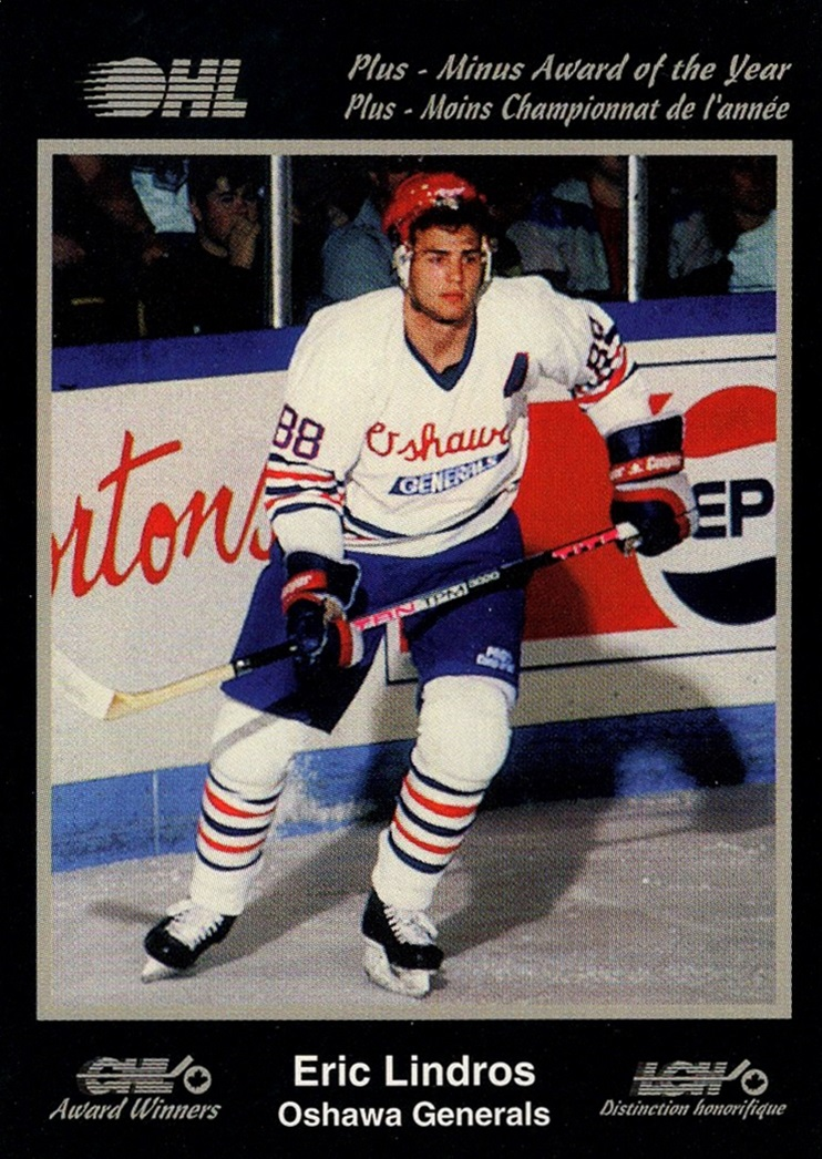 1991-92 7th Inning Sketch OHL Award Winners #08 (1)