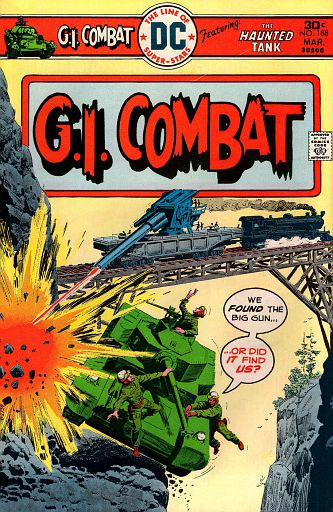 GI Combat #188