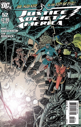 Justice Society of America v2 #52