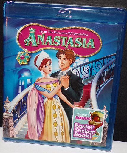 Anastasia (Blue Ray)