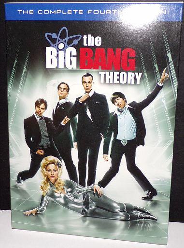 Big Bang Theory Season 4
