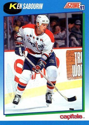 1991-92 Score Canadian #398 (1)