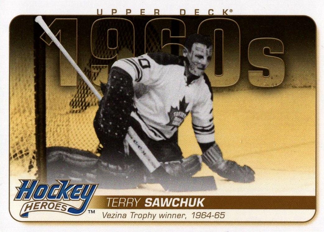 2011-12 Upper Deck Hockey Heroes #HH21 (1)
