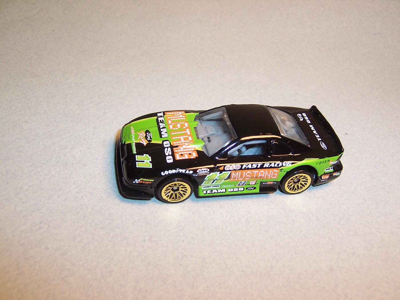 Mustang GT Racer