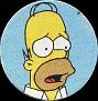 Homemade Homer Simpson