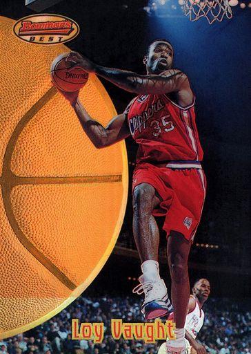 1997-98 Bowman's Best Refractor #083 (1)
